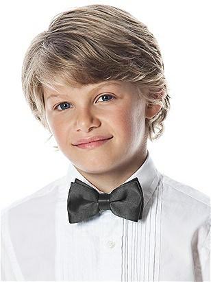 Boy's Clip Iridescent Taffeta Bow Tie http://www.dessy.com/accessories/boys-clip-iridescent-taffeta-bow-tie/
