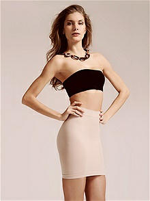 Luxury Shapewear 2 in 1 Half Slip