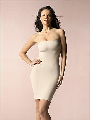Luxury Shapewear 2 in 1 Full Slip http://www.dessy.com/accessories/shapewear-2-in-1-full-slip/