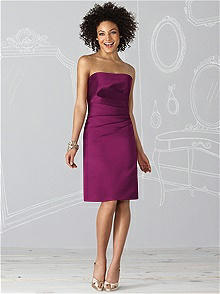 After Six Bridesmaid Dress 6618