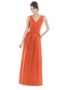 Alfred Sung Bridesmaid Dress D507