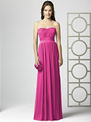 Dessy Collection Style 2860 http://www.dessy.com/dresses/bridesmaid/2860/