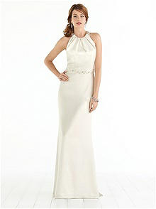 After Six Wedding Dress 1036