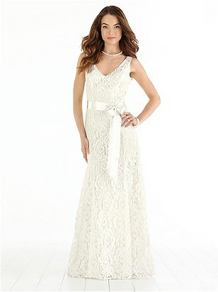 After Six Wedding Dress 1018 http://www.dessy.com/dresses/wedding/1018/