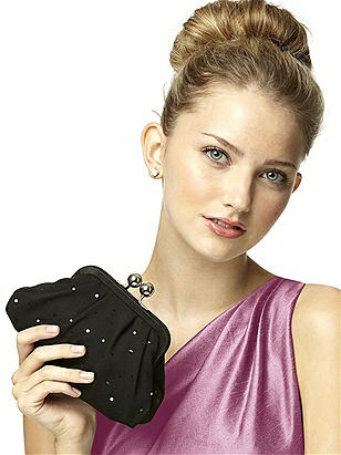 CLOSEOUT - Glimmer Clutch http://www.dessy.com/accessories/glimmer-clutch/