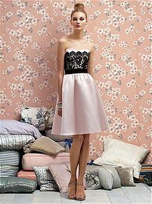 Lela Rose Bridesmaids Style LR175