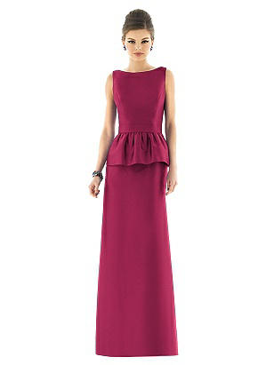 Alfred Sung Style D557 http://www.dessy.com/dresses/bridesmaid/d557/