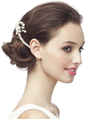 Pearl Spray Hair Comb http://www.dessy.com/accessories/pearl-spray-haircomb/