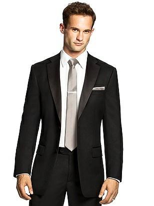 Men's Skinny Tie in Duchess Satin http://www.dessy.com/accessories/mens-skinny-tie-in-duchess-satin/