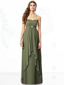 After Six Bridesmaid Dress 6691