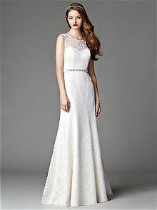 After Six Wedding Dress 1048