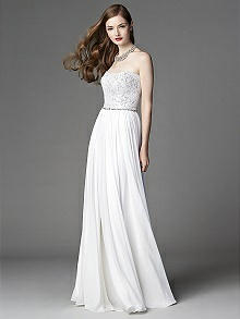 After Six Wedding Dress 1049