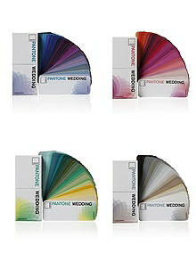 PANTONE WEDDING™ 2015 Guides (4 Pack)