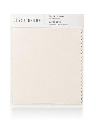 Matte Satin Fabric Swatch http://www.dessy.com/accessories/matte-satin-swatch/