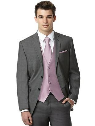 Men's Classic Yarn-Dyed Vest http://www.dessy.com/accessories/mens-classic-yarn-dyed-vest/