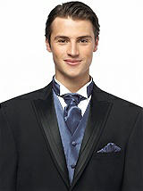 Iridescent Taffeta Cravat