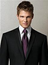 Men's Tuxedo Ties in Duchess Satin