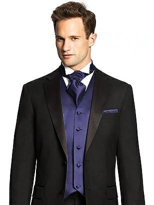 Custom Cravats in Duchess Satin http://www.dessy.com/accessories/mens-cravat/