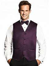 Tuxedo Vests in Custom Colors