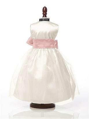 Dessy Girl Doll Dress DOL402 http://www.dessy.com/accessories/dessy-girl-doll-dresses-dol402/