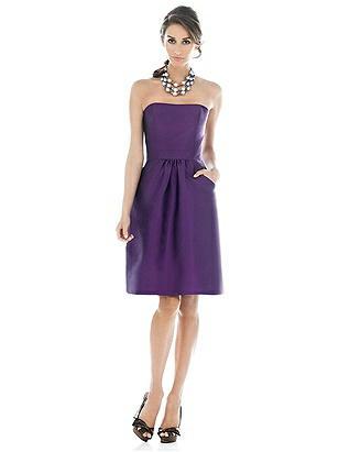 Alfred Sung Bridesmaid Dress D510 http://www.dessy.com/dresses/bridesmaid/d510/
